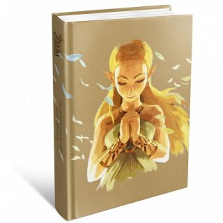 Диск The Legend of Zelda: Breath of the Wild: Expanded Edition (Hardcover)