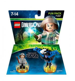 Диск LEGO Dimensions - Fantastic Beasts - Tina Goldstein