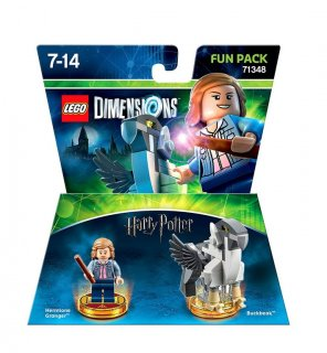 Диск Lego Dimensions - Harry Potter - Hermione Granger