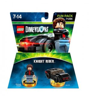 Диск Lego Dimensions - Knight Rider Fun Pack
