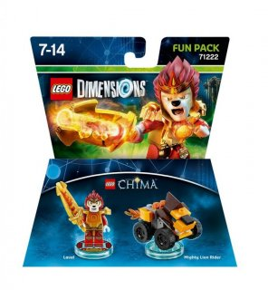 Диск Lego Dimensions - Legend of Chima - Laval Fun Pack