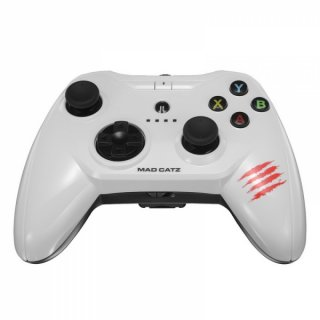 Диск Геймпад Mad Catz C.T.R.L.i Mobile Gamepad - Gloss White для iPhone и iPad