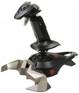 Диск Джойстик Mad Catz V.1 Flight Stick для PC