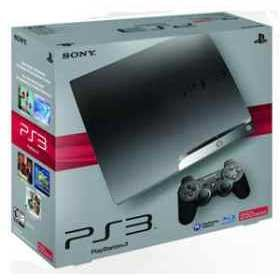 Диск PlayStation 3 Slim - 250 Gb (RUS)