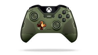 Диск Microsoft Wireless Controller - Halo 5: Guardians The Master Chief