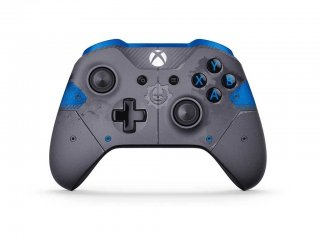 Диск Microsoft Wireless Controller Xbox One Gears of War 4 JD Fenix