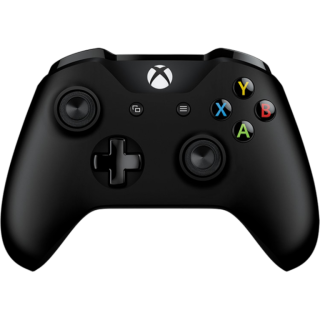 Диск Microsoft Wireless Controller Xbox One, чёрный (Model No.1537) (Б/У)