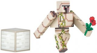 Диск Фигурка Minecraft Iron Golem