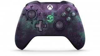 Диск New Microsoft Wireless Controller Xbox One (Sea of Thieves Limited Edition)