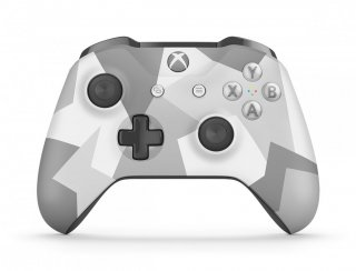 Диск New Microsoft Wireless Controller Xbox One (Winter Forces)