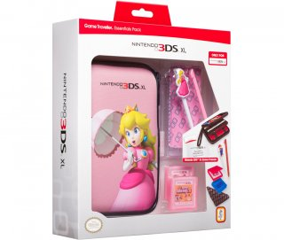 Диск Набор для Nintendo 3DS XL / New 3DS / New 3DS XL (Пич)
