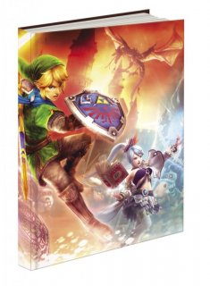 Диск Official Hyrule Warriors Strategy Guide