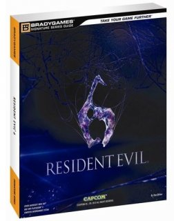 Диск Resident Evil 6 Official Signature Series Guide