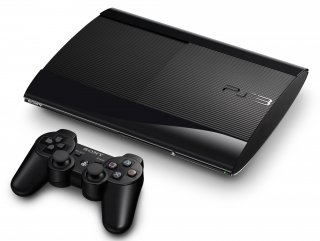 Диск Sony PlayStation 3 Super Slim 500GB (AV-кабель) (Б/У)