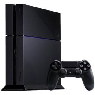 Диск Sony PlayStation 4 500GB (CUH-1008A) чёрная (Б/У)