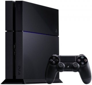 Диск Sony PlayStation 4 1TB EUROTEST (CUH-1216B), черная