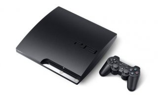 Диск Sony PlayStation 3 Slim 320GB (Б/У)