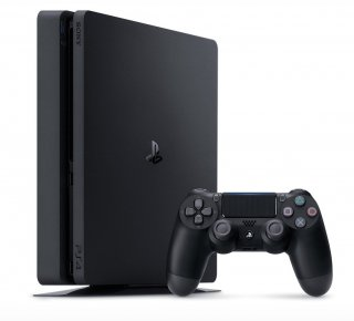 Диск Sony PlayStation 4 Slim 1TB POCTECT, черная (CUH-2008B)