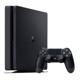 Диск Sony PlayStation 4 Slim 500GB, черная (CUH-2016A)