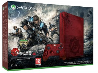 Диск Microsoft Xbox One S 2TB - Gears of War 4 Limited Edition (EUROTEST)