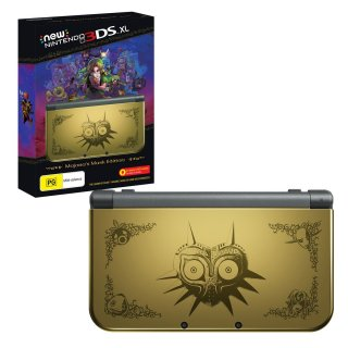Диск New Nintendo 3DS XL - Majora's Mask Edition (Б/У)