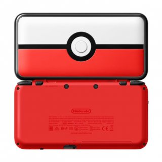 Диск New Nintendo 2DS XL Pokeball Edition