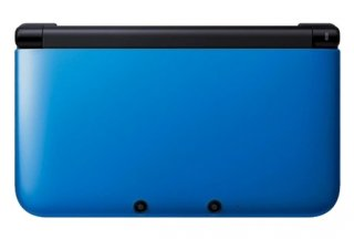 Диск Nintendo 3DS XL HW Blue /синяя/ (РОСТЕСТ)