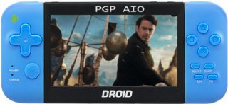 Диск PGP AIO Droid Letto (Android 4.0), синяя