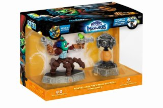 Диск Набор Skylanders Imaginators Combo Pack Сэнсэй Dr. Krankcase + кристалл Tech