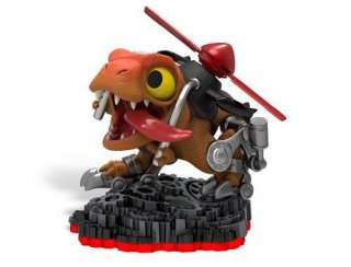 Диск Фигурка Skylanders Trap Team: Chopper