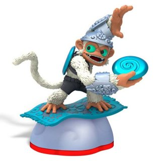 Диск Skylanders Trap Team. Интерактивная фигурка Fling Kong