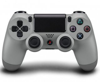 Диск Геймпад Sony Dualshock 4 для PS4, 20th Anniversary Edition (CUH-ZCT1E) (Б/У)