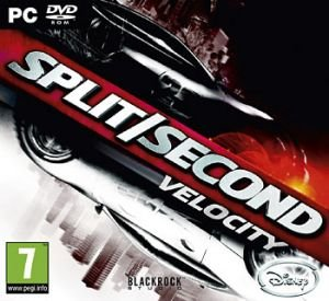 Диск Split/Second: Velocity (PC)