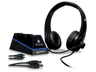 Диск Stereo Gaming Headset Starter Kit PS4