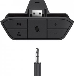 Диск Адаптер для стерео гарнитуры Xbox One (Stereo Headset Adapter)