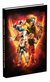 Диск Street Fighter V Collector's Edition Guide