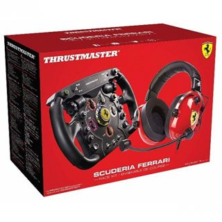 Диск Thrustmaster Гоночный набор Scuderia Ferrari Race Kit