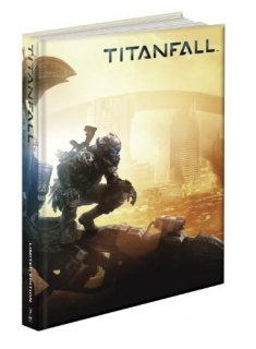 Диск Titanfall Collectors Edition Guide