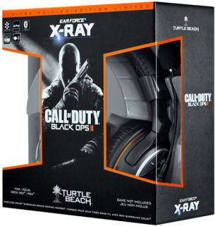 Диск Turtle Beach Ear Force X-Ray