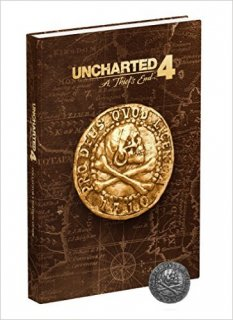 Диск Uncharted 4: A Thief's End Collector's Edition Strategy Guide