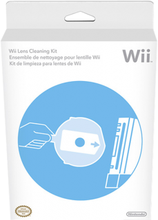 Диск Wii Lens Cleaning Kit
