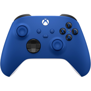 Диск Xbox Wireless Controller – Shock Blue (QAU-00002)