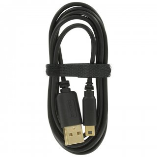 Диск ZedLabz Gold USB кабель для зарядки Nintendo 3DS, 2DS, DSi - Charge Cable 1.2м