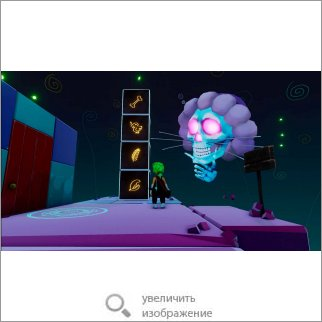 Игра Carly and the Reaperman - Escape from the Underworld (Платформер) 57906 88.81 КБ