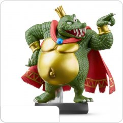Amiibo King K. Rool (Super Smash Bros)