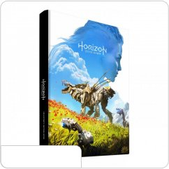 Horizon Zero Dawn Official Collectors Edition Strategy Guide