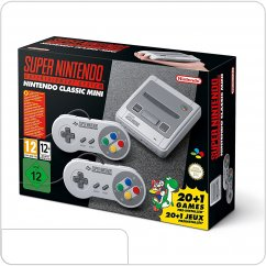 Nintendo Classic Mini: Super Nintendo Entertainment System main-20123-wii-wiiu322366