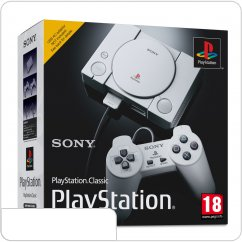 Sony PlayStation Classic (SCPH-1000RE) main-23124-ps-4316490
