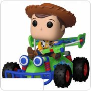 Фигурка Funko POP! Rides: Disney: Toy Story: Woody (w/ RC)