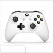 New Microsoft Wireless Controller Xbox One (белый)
